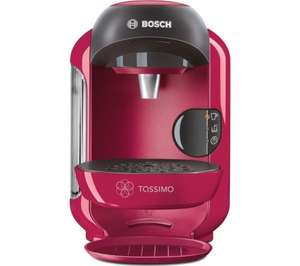 Bosch Tassimo hot drinks machines £37.99 at currys (free delivery & c&c plus 2 yr guarantee)