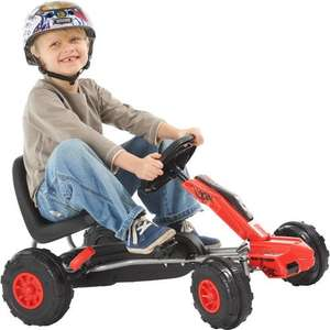Blaze Go Kart was £99.99 now £49.99 + Free Delivery + £10 Voucher @ Toys R Us