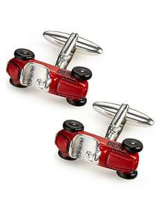 Cheap cufflinks were £15 @ M&S e.g £2.99 (free C&C) 3.15% TCB