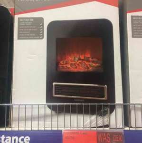 Goodmans heater £10 @ B&M