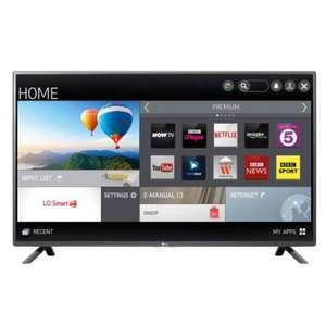 lg 42lf580v 42 inch smart tv at Appliances Direct for £278