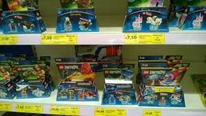 Lego Dimensions Back to the future level pack £14 Tesco