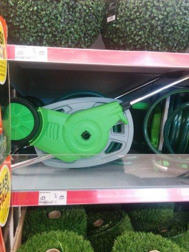 Asda hose reel set 40m - £25