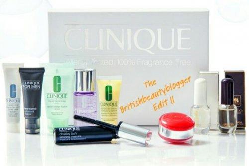 BBB Clinique Beauty Box £20 @ LatestInBeauty