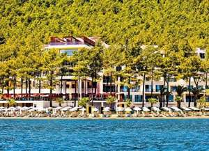 14 Nights Thomas Cook 5-Star Signature All-Inclusive holiday to Dalaman including flights from Gatwick (incl 20 kg allowance, seat choice, inflight meals), transfers, resort service and travel insurance