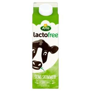 arla lactofree two free using coupon @ morrisons