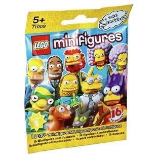 Lego Minifigures Simpsons Series 2 - 71009 £1.24 @ Argos
