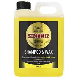 Simoniz car cleaning products half price at Tesco Direct (£2 c&c)