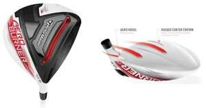 TaylorMade Aeroburner Driver Reduced from £269.99 Only £109 with Free Delivery @ Snainton Golf