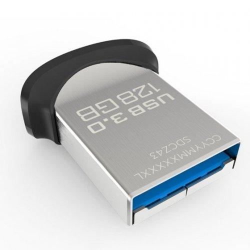 SanDisk 128gb Ultra Fit USB 3.0 Flash Drive £22.79 @ Day2DayShop