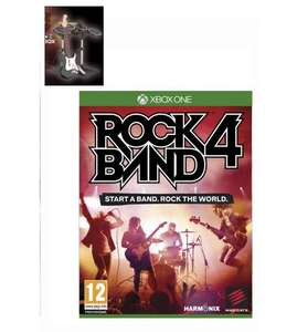 Xbox One Rockband: Band In A Box £19.99 + postage - £24.98 @ Studio24