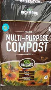 3 70 litre bags of multi purpose compost for £9 at Morrisons