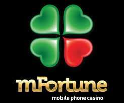MFortune Casino Cashback @ Topcashback, New unique player - sign up, deposit and wager the minimum of £10 to get possible £21 cashback.