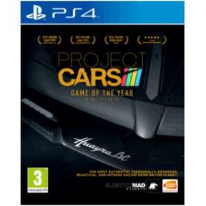 Project Cars GOTY Edition £29.94 @ Shop4World inc 2nd Class Post