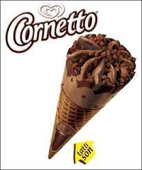 6X CORNETTO PACK £1 /CHOC/STRAWBERRY/HERON FOODS