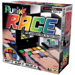 rubiks race board game £9.99, usually around £19.99 @ Bargain Max
