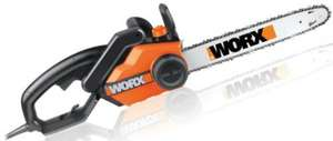 Worx WG303E Electric Chainsaw 2000watt - 50% off @ £49.99 - Wickes