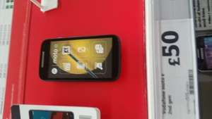 Moto E 2nd Gen £50 Sainsburys instore (not sure but looks like locked to Vodafone ?)