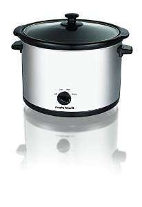 Morphy Richards 5.5L Slow Cooker - £15.60 (+£2 C&C) @ Tesco Direct