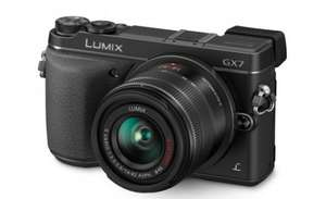 Panasonic GX7 & 14-42mm £299 delivered from CameraWorld