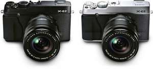 Fuji X-E2 Black with XF 18-55mm Lens £479  - FREE UK DELIVERY @ Mathers of Lancashire