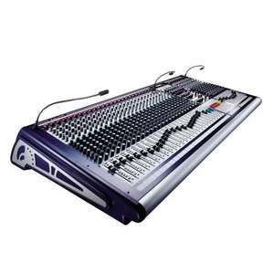 Soundcraft GB2-32 32-Channel Mixer £699 / Soundcraft GB4-40 40-Channel Mixer £899 + Free del @ Gear4Music