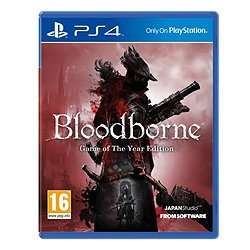 Bloodborne GOTY Tesco - £24 delivered