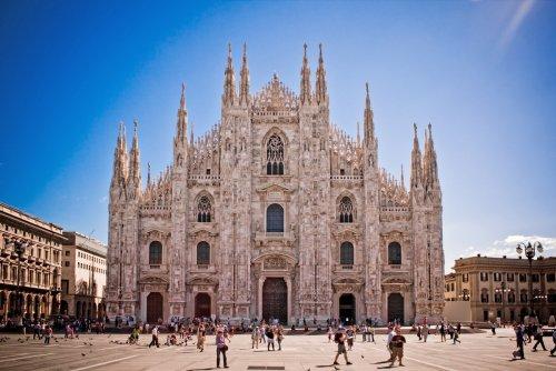 Milan 3-Night Break w/Breakfast + Flights for £99 pp @ Broadway Travel