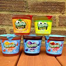 Hartley Jelly Pots / Dole fruit in Jelly 4 for £1 @ Morrisons