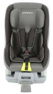 Halfords Pampero Dumpling  isofix car seat 9 - 18kg  £50 was £89.99