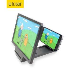 Olixar Jack Up Smartphone Screen Magnifier £11.98 Delivered @ mobilefun