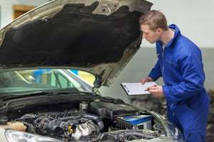 Check a car's mileage and MoT history online for free