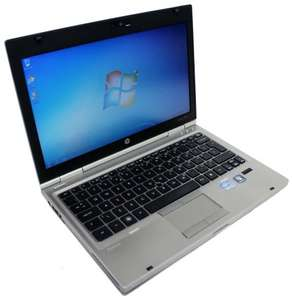 Cheap HP I5 2nd generation 2560p laptop 4GB / Webcam / Win7 £119.99 @ ebay /  thetechyteam  (TheLaptopStore)
