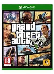 GTA V Digital Download - Xbox One - £18.50 @ Xbox Colombian Marketplace