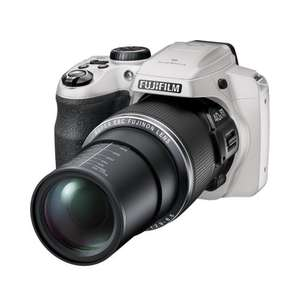 Fujifilm FinePix S8200 Digital Bridge Camera 16.2MP 40x Optical Zoom White £99 Free P&P @ Tesco / Ebay