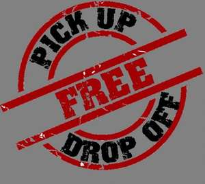 FREE Drop-off and Pick-up Parking at Various UK Airports inc Heathrow & Gatwick