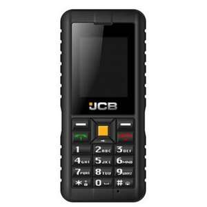 Sim free JCB Tradesman 2 (military spec) 350 HOUR standby! was £49 now £30 @ Sainsbury's mobile
