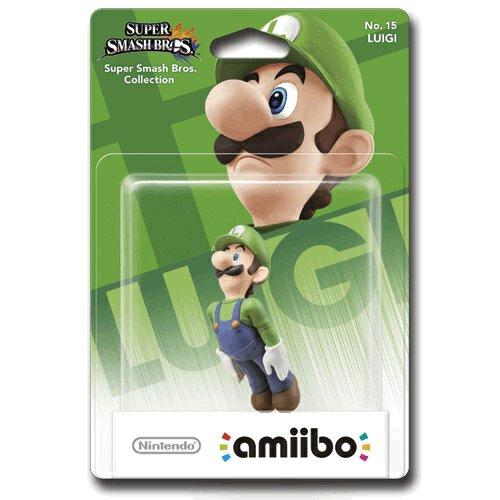 Luigi - amiibo - Super Smash Bros Collection £4.99 @ Game