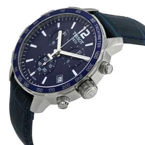 Tissot Quickster Mens Blue Dial Watch £193.50 delivered at Goldsmiths