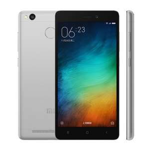 "Xiaomi Redmi 3 PRO PRIME 3GB RAM/32GB ROM 5"" . METAL BODY, FINGERPRINT, SNAPDRAGON 616 £119.48 (Excl. VAT)@ AliExpress / GoldwayHK"