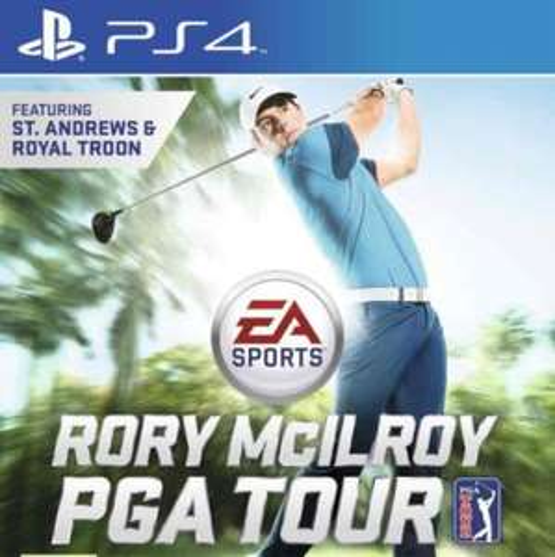 Rory Mcilroy PGA Tour PS4 - £18 @ Tesco Direct