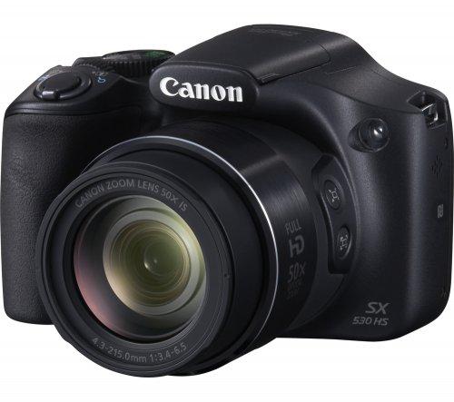 CANON PowerShot SX530 HS Bridge Camera - £149 @ Currys