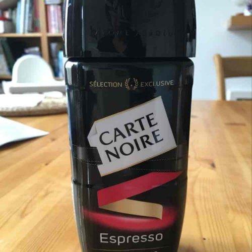 carte noire espresso instant £2 ASDA