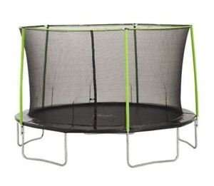 Plum 12ft Trampoline & Enclosure Galvanised Steel Frame 100kg Weight Capacity  BRAND NEW WITH A 12 MONTH TESCO OUTLET WARRANTY £130.00 ebay / Tesco