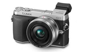 Panasonic GX7 & 20mm f1.7 II £349 delivered from CameraWorld