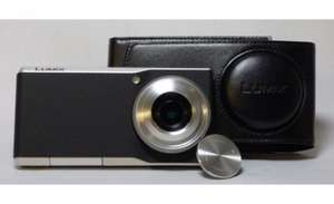 Panasonic CM1 4K Camera/Phone with Case & Lens Hood £349 delivered at CameraWorld