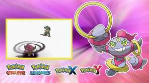 Circle Back for a Second Chance to Get Hoopa for X, Y, Omega Ruby and Alpha Sapphire!