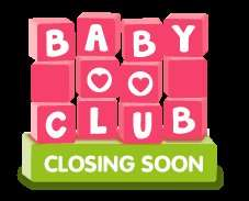 FREE BABY ITEMS - JOHNSON'S BABY CLUB CLOSING DOWN SALE
