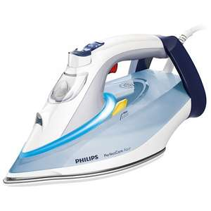 Philips GC4910/10 PerfectCare Azur Steam Iron £36 free c&c @ John Lewis and Tesco