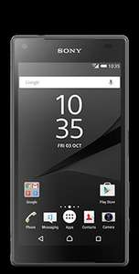 Sony Xperia Z5 Compact now £279 + £10 Goodybag @ GiffGaff